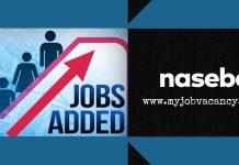 Naseba Latest Job Vacancies