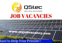 Qstec Qatar Job Vacancies
