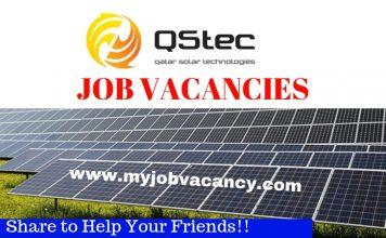 Qstec Qatar Job Vacancies