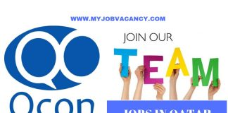 Qcon Qatar Job Openings