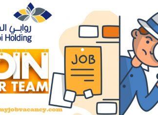 RAWABI Holding Job Vacancies