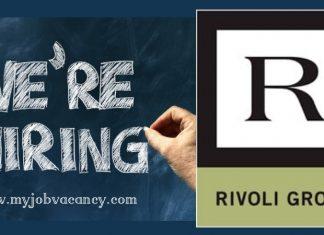 Rivoli Group Latest Jobs