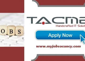 TACME Latest Job Vacancies