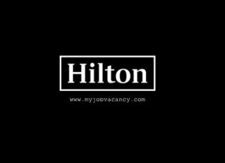 Hilton Latest Job Vacancies